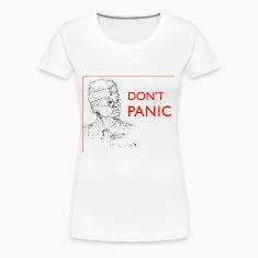 Dad's Army Jones - Don't panic T-Shirts