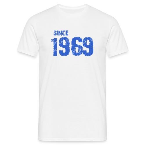 Since 1969 - Mannen T-shirt