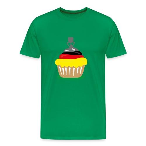 Championscupcake - Männer Premium T-Shirt