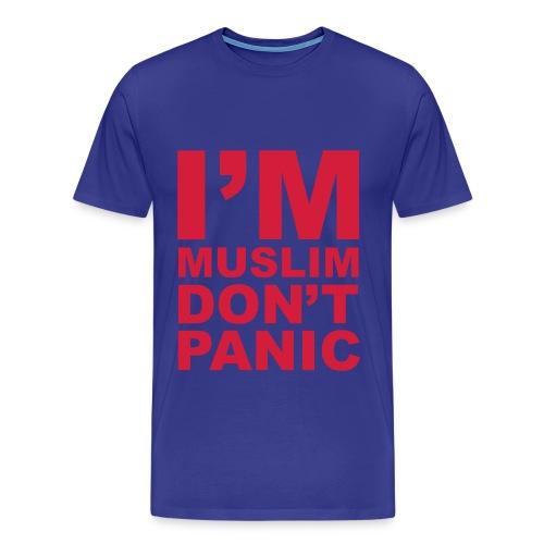 Insallah - Männer Premium T-Shirt
