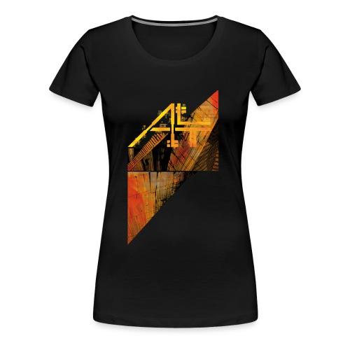 # I - T Shirt Femme - T-shirt Premium Femme
