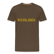 T-Shirts ~ Men's Premium T-Shirt ~ Woodlands