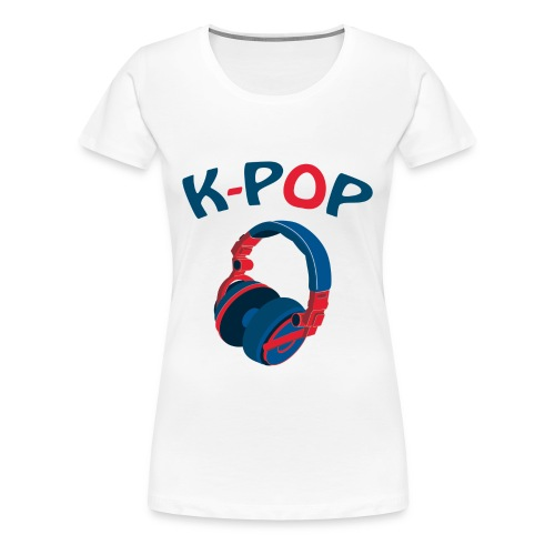 k-pop - T-shirt Premium Femme
