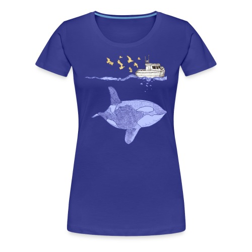 Catch of the Day - Women's Premium T-Shirt