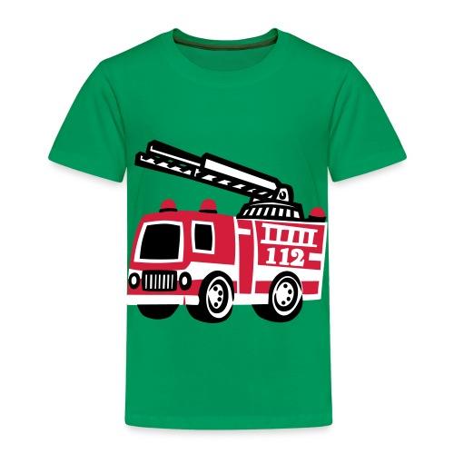 Feuerwehr Kid's - Kinder Premium T-Shirt