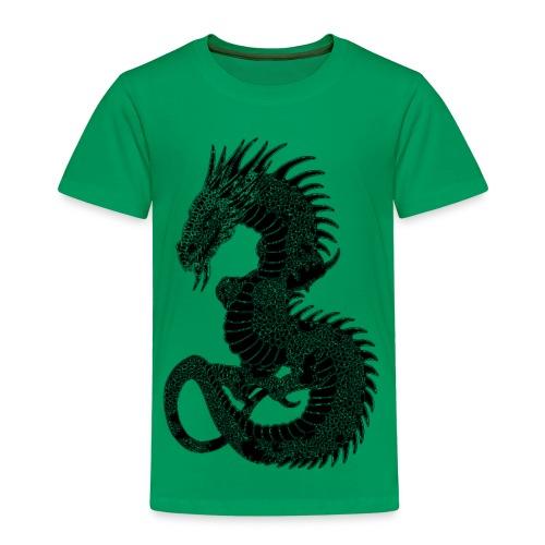 T shirt enfant dragon - T-shirt Premium Enfant