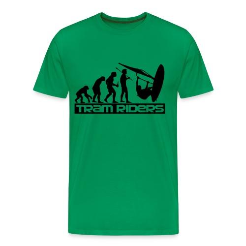 Evolution Noir Homme - T-shirt Premium Homme