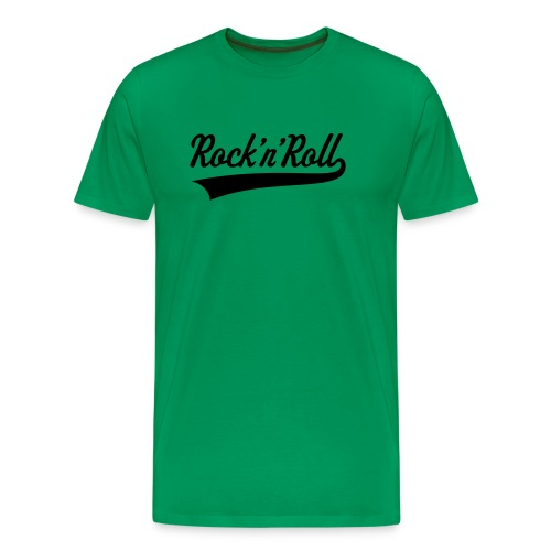 Miesten premium t-paita - Roc'n roll clothes,Rokki,rokki vaatteet
