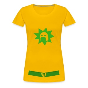 Super - Boltie (with belt) - Women's Premium T-Shirt