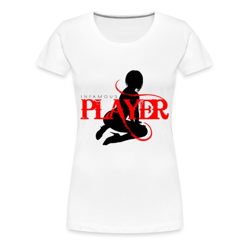 Infamous Girlie 07 - Women's Premium T-Shirt