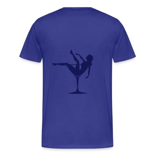 Tee-shirt homme humour - T-shirt Premium Homme