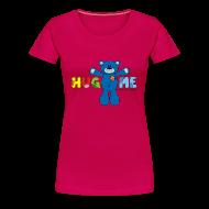 T-Shirts ~ Women's Premium T-Shirt ~ Women's Classic Hug ME T-Shirt
