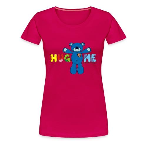 Women's Classic Hug ME T-Shirt - Women's Premium T-Shirt