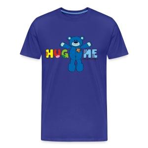 Men's Classic Hug ME T-Shirt - Men's Premium T-Shirt