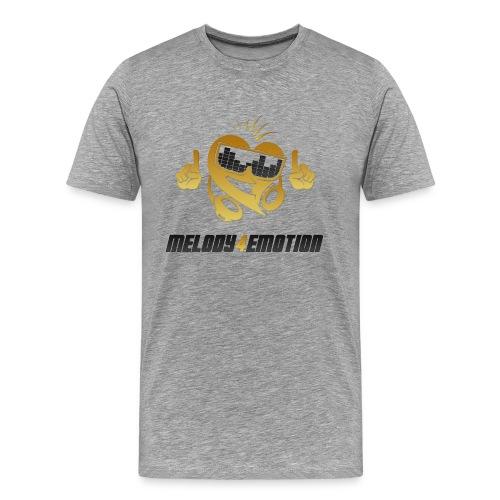 m4e_gold - Männer Premium T-Shirt