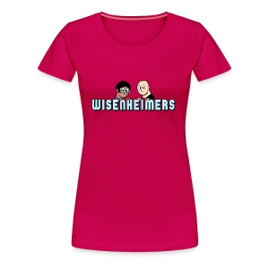 Wisenheimers shirt (for CHICKS) - Women's Premium T-Shirt