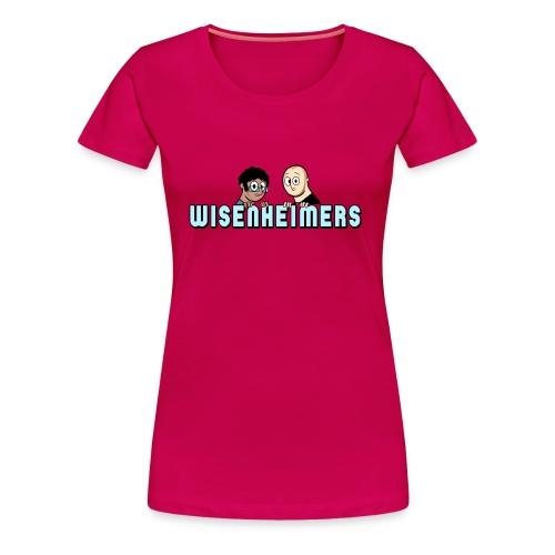Wisenheimers shirt (chicks)  - Women's Premium T-Shirt