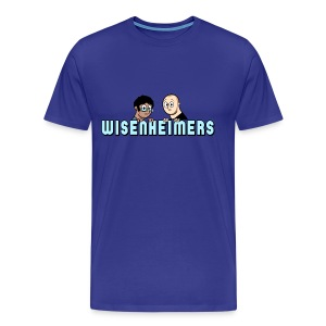 Wisenheimers shirt (for DUDES) - Men's Premium T-Shirt