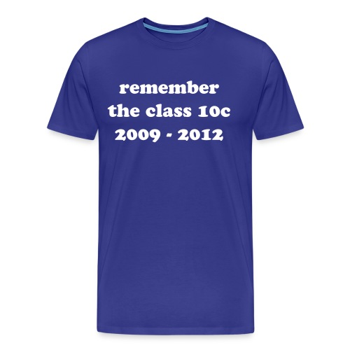 remember 10c sexylubben - Premium T-skjorte for menn
