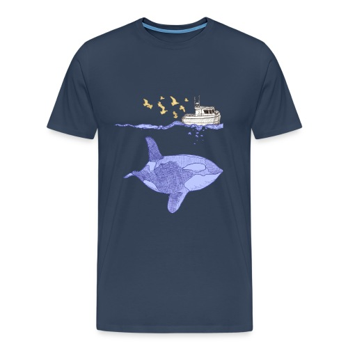 Catch of the Day - Men's Premium T-Shirt