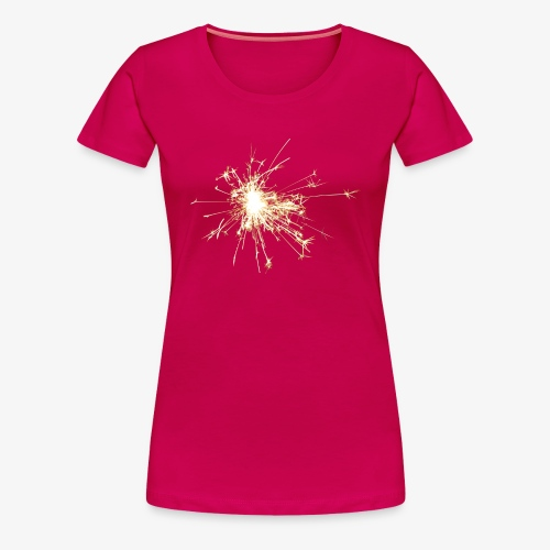 Bright Spark (Female) - Women's Premium T-Shirt