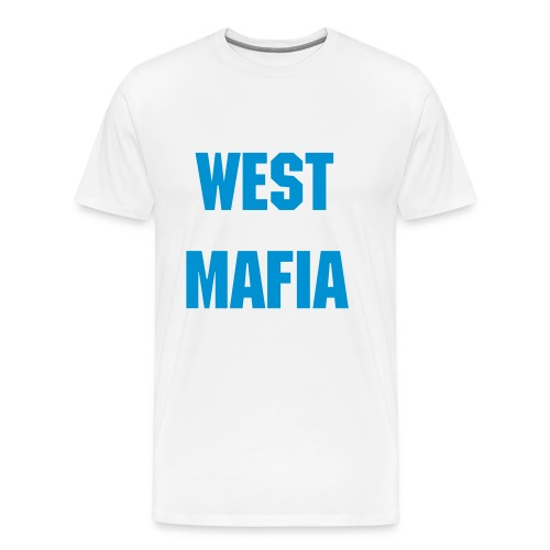 West Mafia - Men's Premium T-Shirt
