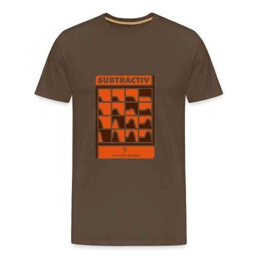 Subtractiv - Men's Premium T-Shirt