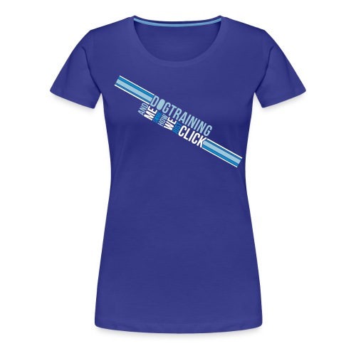 T by Click - Premium-T-shirt dam