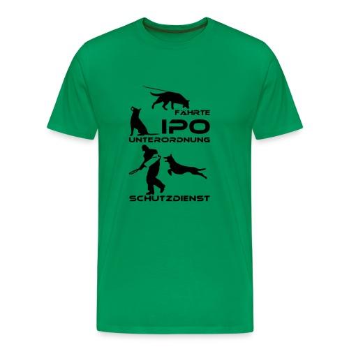 T-Shirt klassisch - IPO - Männer Premium T-Shirt
