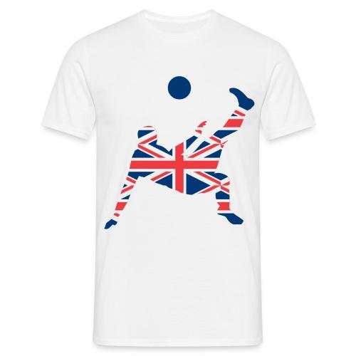 Man & Ball - Men's T-Shirt