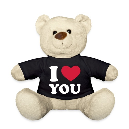I love you Teddy Bea - Teddy Bear