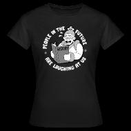 T-Shirts ~ Women's T-Shirt ~ People in the Future (women's)