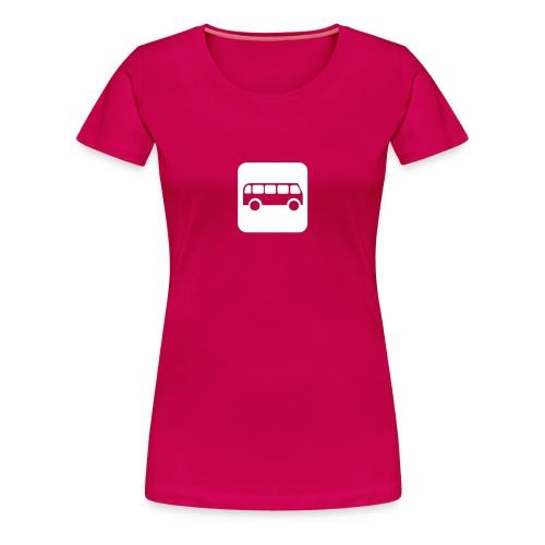 T shirt Femme Logo  - T-shirt Premium Femme