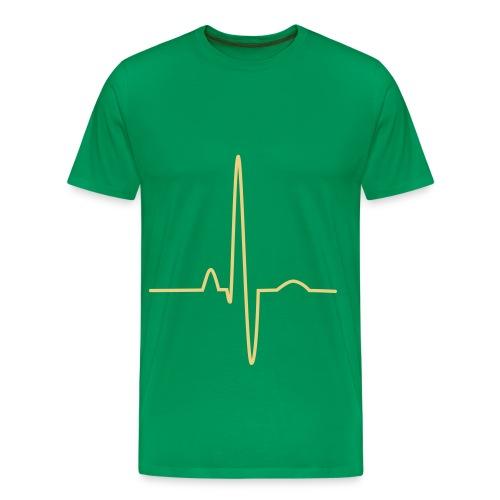 Männer Premium T-Shirt - Schönes dezentes T-Shirt
