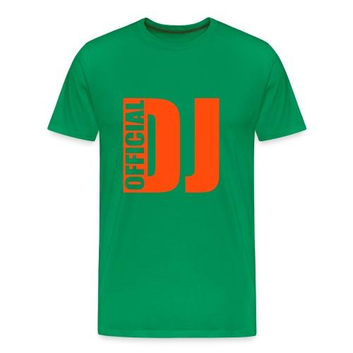 THE DJ - T-shirt Premium Homme