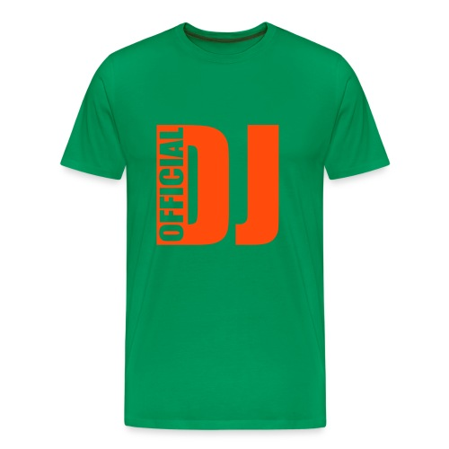 THE DJ - T-shirt Premium Homme