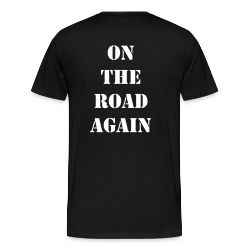 Tshirt homme grande taille On the road again - T-shirt Premium Homme