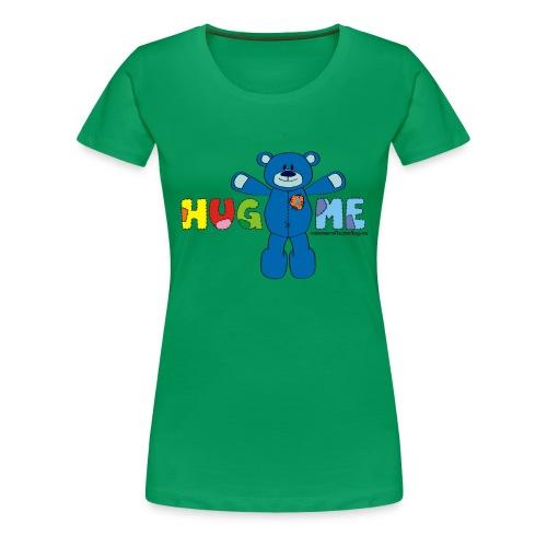 Women's Girlie Hug ME T-Shirt - Women's Premium T-Shirt