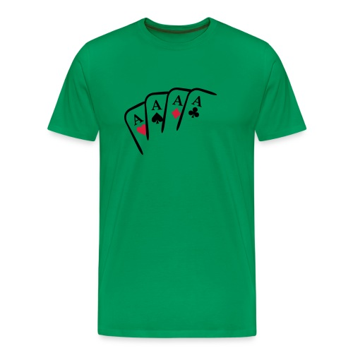AS ist Trumpf - Männer Premium T-Shirt