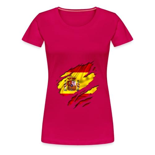 Couleur modifiable - T-shirt Premium Femme