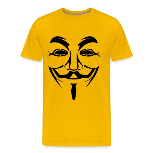 T-shirt - ANONYNOUS - T-shirt Premium Homme