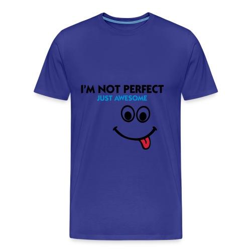Perfect shirt - Mannen Premium T-shirt