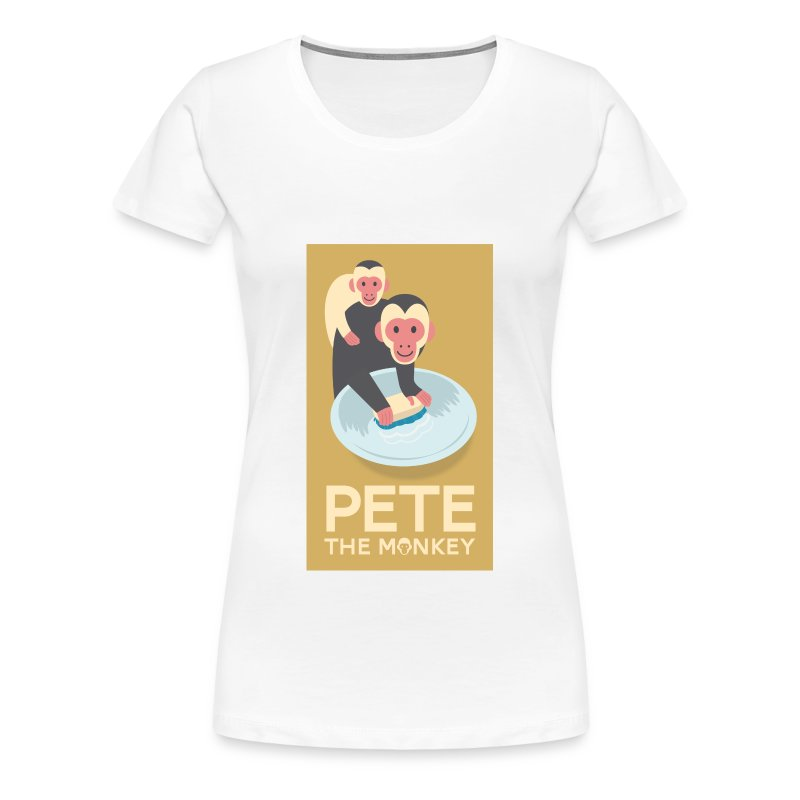 pete - Women's Premium T-Shirt