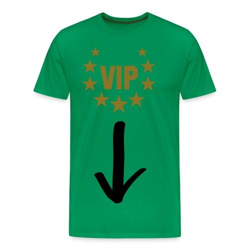 VIP - Mannen Premium T-shirt