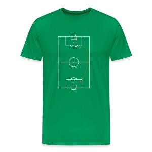 Masterplan - Mannen Premium T-shirt