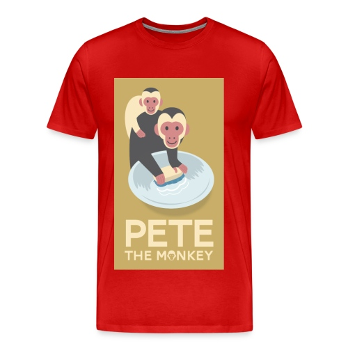 pete - Men's Premium T-Shirt