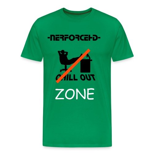 Nerforcehd Chill Out - Männer Premium T-Shirt