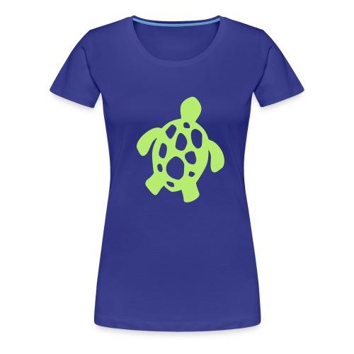 Wasserschildkröte - Frauen Premium T-Shirt