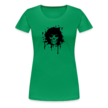 disco death skull T-Shirts