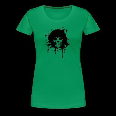 disco death skull T-Shirts